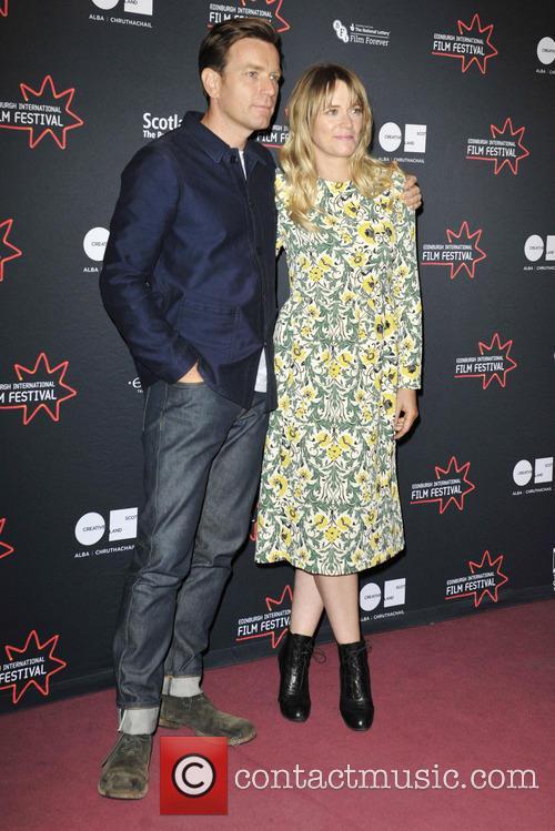 Ewan Mcgregor and Edith Bowman 7