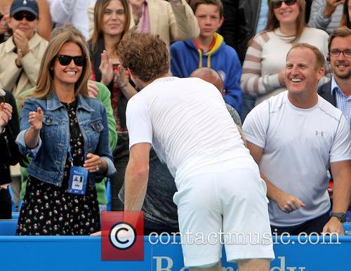 Kim Murray and Andy Murray 2