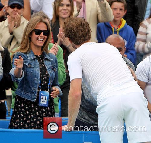 Kim Murray and Andy Murray 1