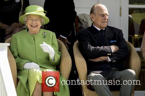 Hrh Queen Elizabeth Ii, Prince Philip and Duke Of Edinburgh 4