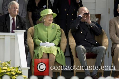 Hrh Queen Elizabeth Ii, Prince Philip and Duke Of Edinburgh 6