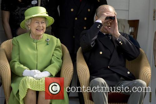 Hrh Queen Elizabeth Ii, Prince Philip and Duke Of Edinburgh 7