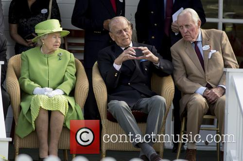 Hrh Queen Elizabeth Ii, Prince Philip and Duke Of Edinburgh 8
