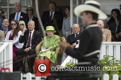 Hrh Queen Elizabeth Ii, Prince Philip and Duke Of Edinburgh 9