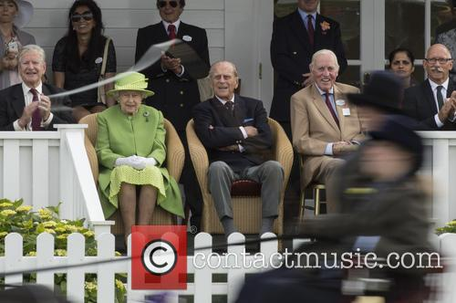 Hrh Queen Elizabeth Ii, Prince Philip and Duke Of Edinburgh 10
