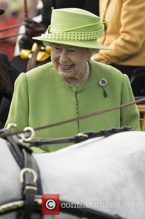 Hrh Queen Elizabeth Ii 11