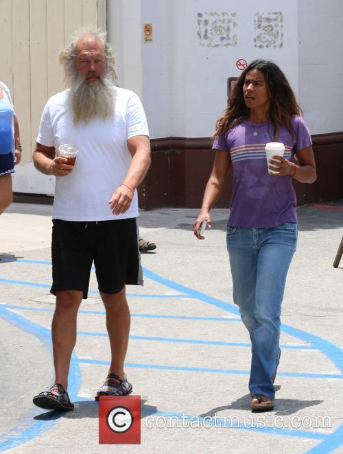 Rick Rubin and Amanda Santos 10