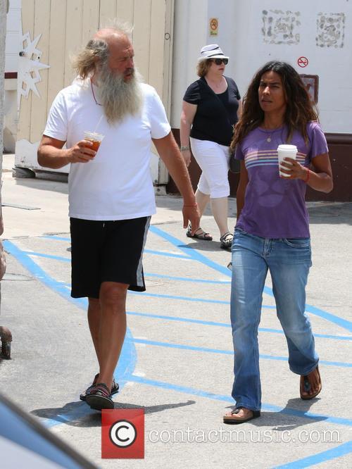 Rick Rubin and Amanda Santos 11