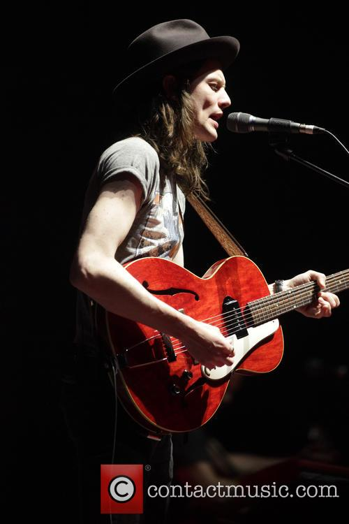 James Bay performs live in concert