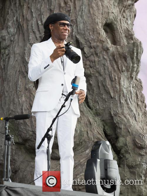 Nile Rogers and Chic 2