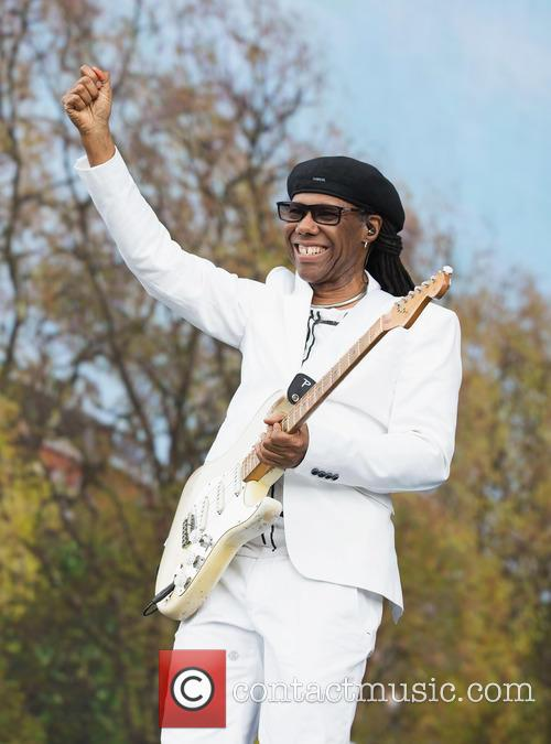 Nile Rogers and Chic 3