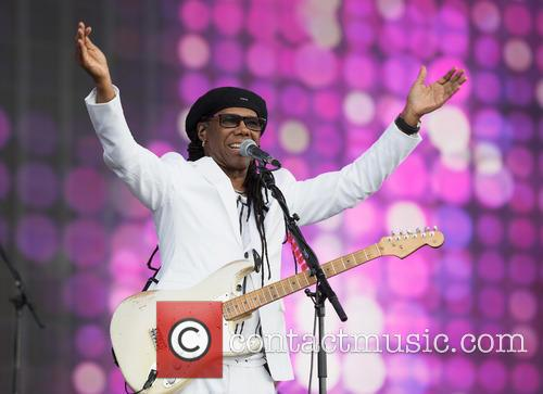 Nile Rogers and Chic 6