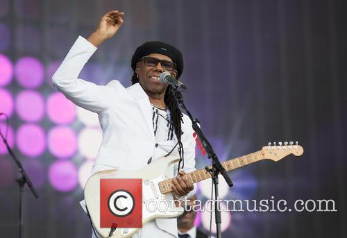 Nile Rogers and Chic 7
