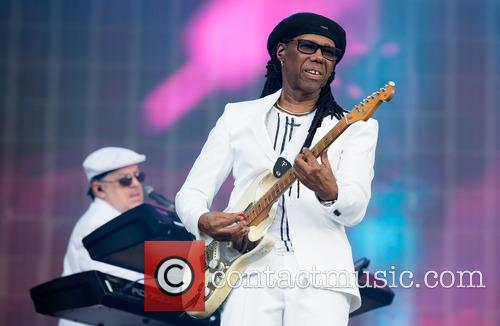 Nile Rogers and Chic 1