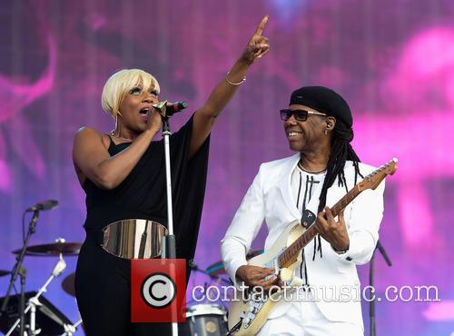 Nile Rogers and Chic 8