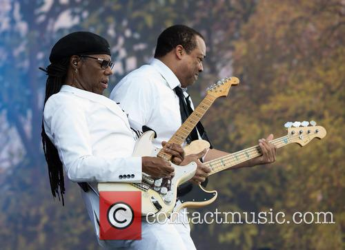 Nile Rogers and Chic 9