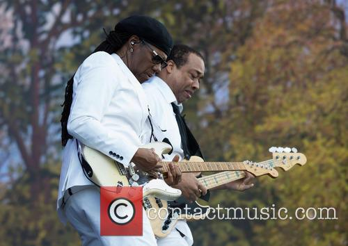 Nile Rogers and Chic 10