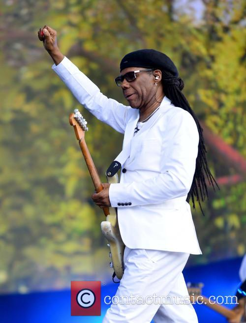 Nile Rodgers and Chic 3