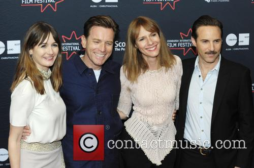 Emily Mortimer, Ewan Mcgregor, Dolly Wells and Alessandro Nivola 2