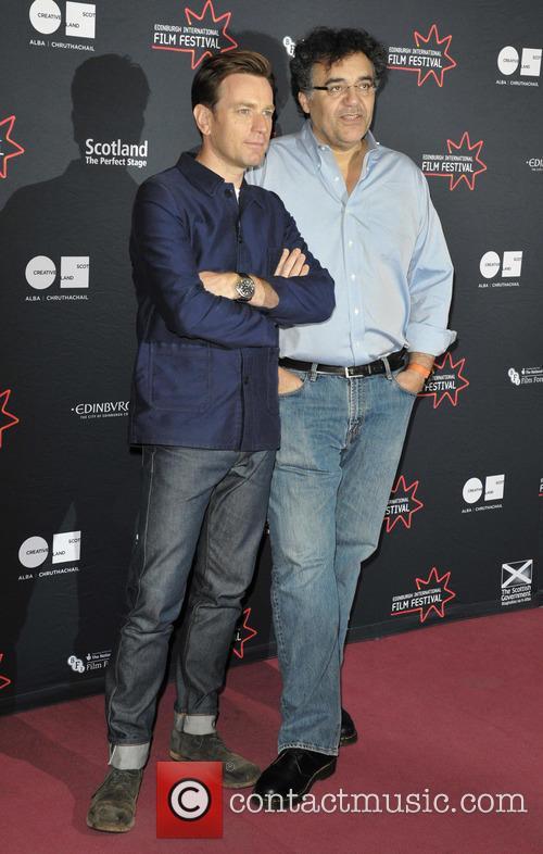 Ewan Mcgregor and Rodrigo Garcia 2