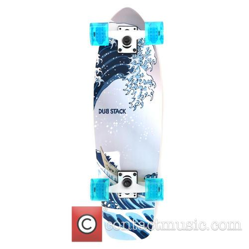 New Wave Skateboard's, Great Wave' To Japanese and Artist 2