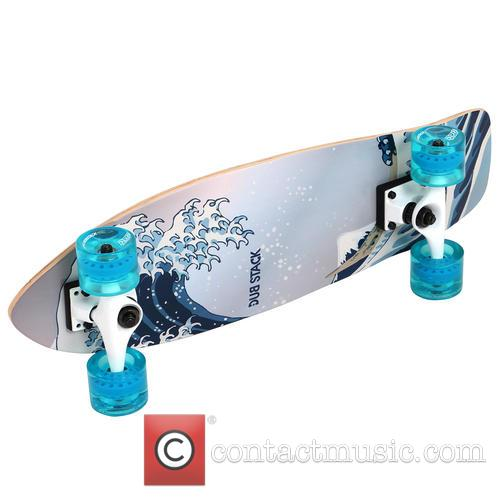 New Wave Skateboard's, Great Wave' To Japanese and Artist 3