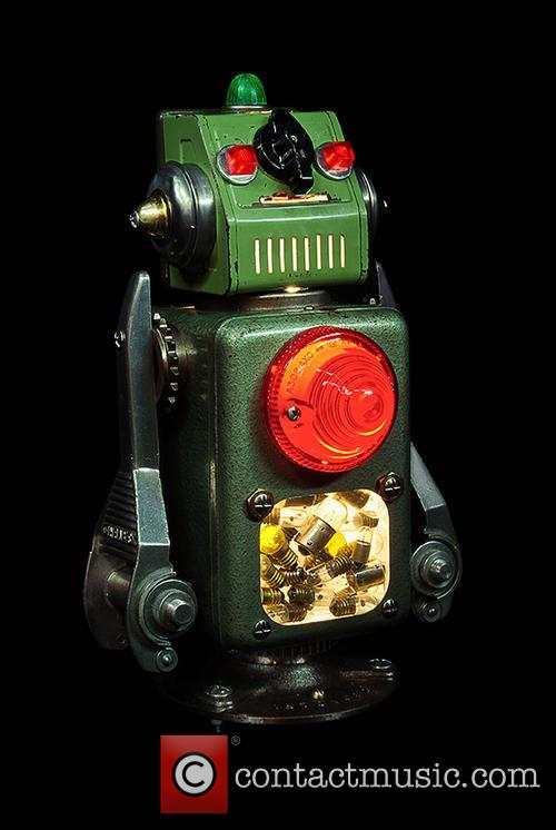 Recycled Robots Gallery