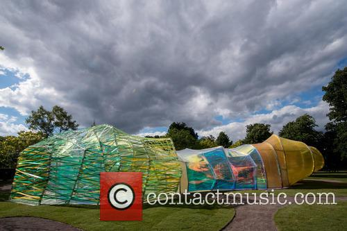 Serpentine Gallery Summer Pavilion