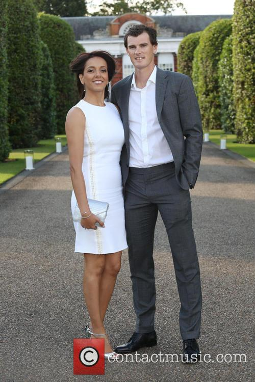 Ralph Lauren, Jamie Murray, Alejandra Gutierrez and Wimbledon 2