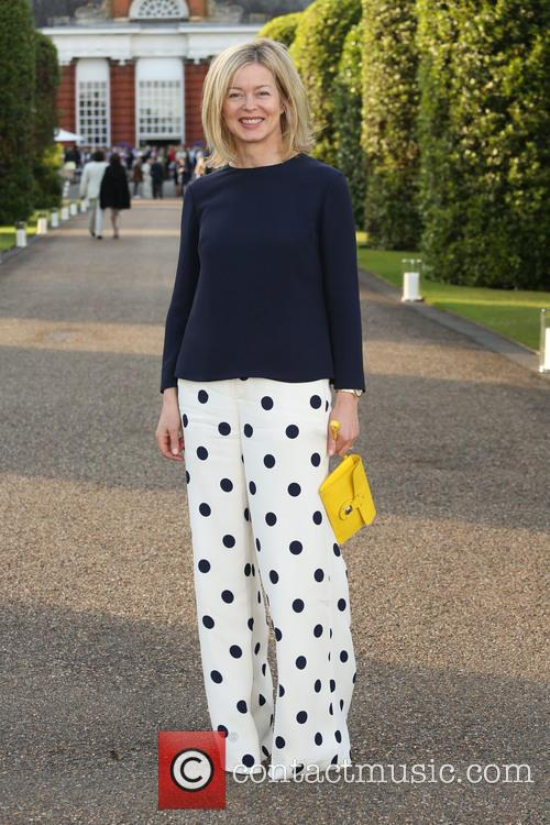 Ralph Lauren, Lady Helen Taylor and Wimbledon 7