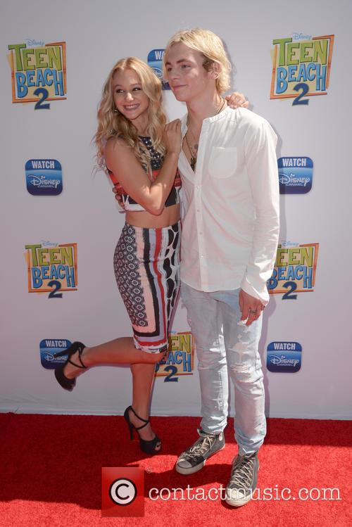 Mollee Gray and Ross Lynch 3