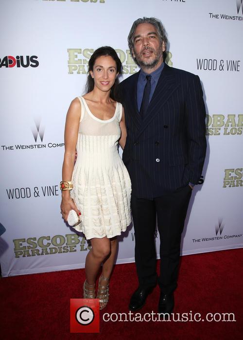 Andrea Di Stefano and Vanessa Di Stefano