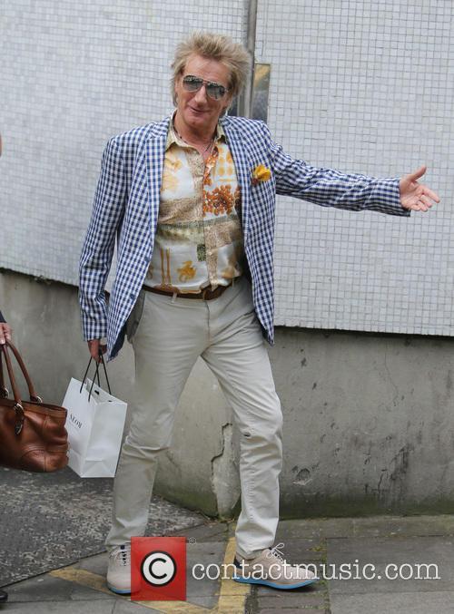 Rod Stewart 9