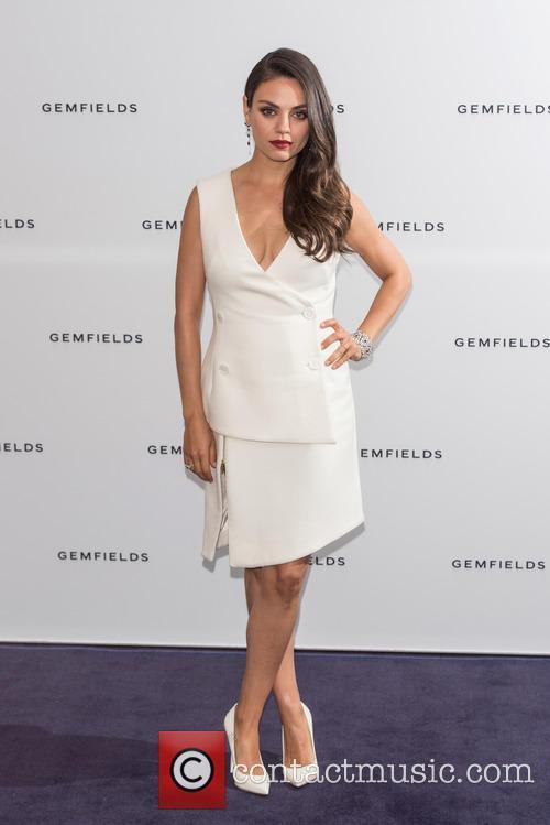 Mila Kunis Seemingly Confirms Marriage To Ashton Kutcher