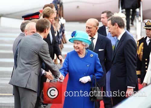 Queen Elizabeth Ii, Duke Of Edinburgh and Prince Philip 6