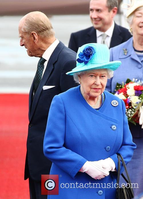 Queen Elizabeth Ii, Duke Of Edinburgh and Prince Philip 8