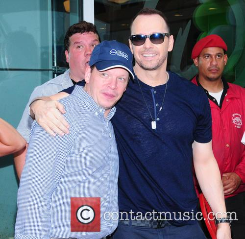 Mark Wahlberg, Donnie Wahlberg and Paul Wahlberg 2