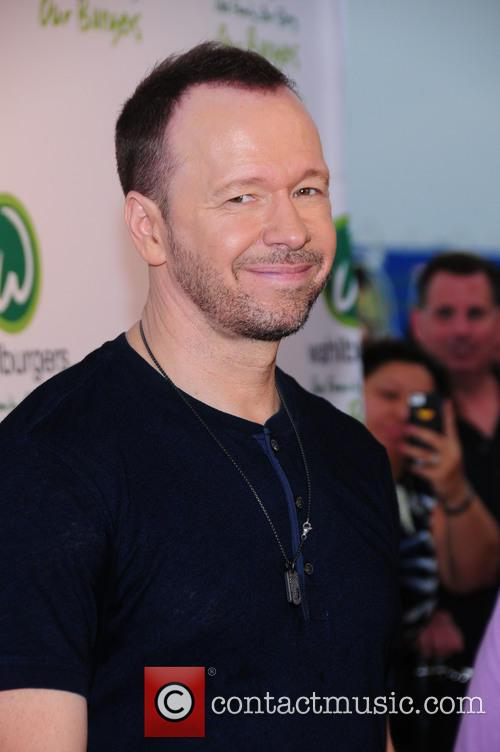 Donnie Wahlberg 3