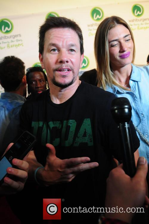 Opening of Wahlburgers in Coney Island