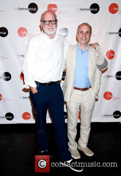 Frank Oz and Seth Barrish