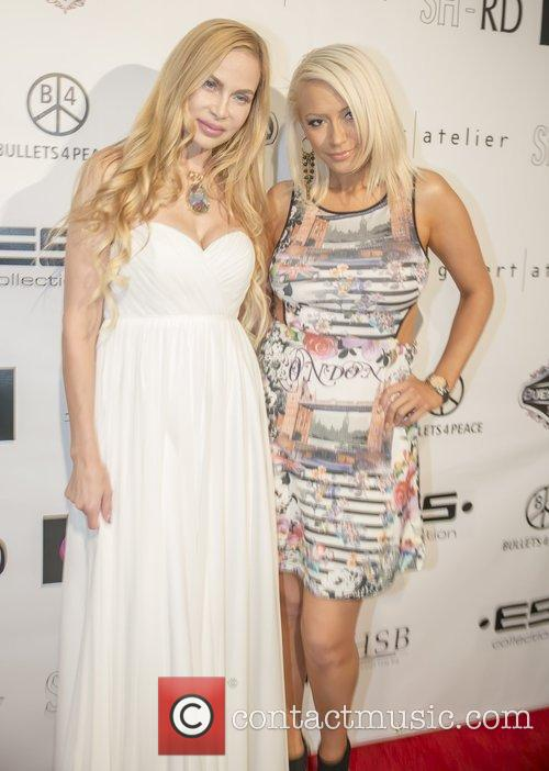 Christina Fulton and Kaya Jones 4