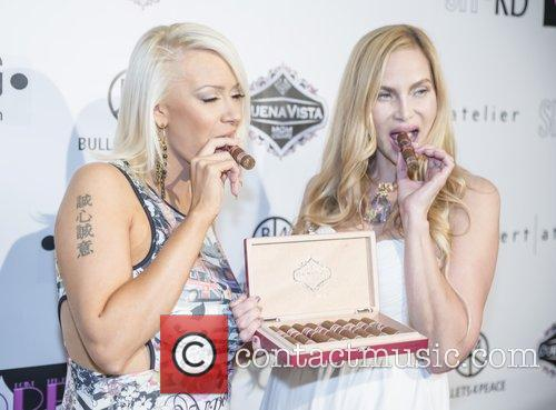 Christina Fulton and Kaya Jones 9