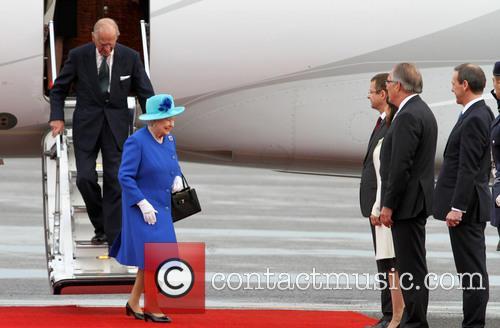 Queen Elizabeth and Prinz Philip 5