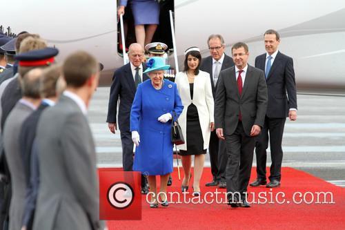 Queen Elizabeth and Prinz Philip 7