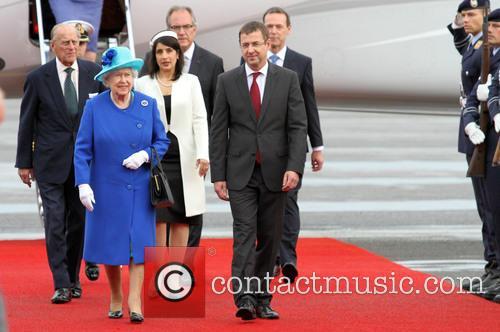 Queen Elizabeth and Prinz Philip 9