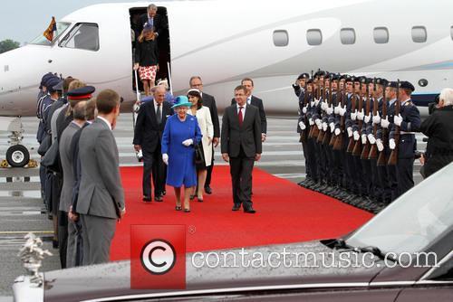 Queen Elizabeth and Prinz Philip 10