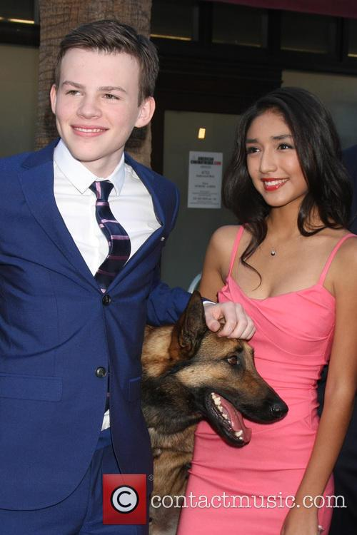 Josh Wiggins, Jagger and Mia Xitlali 10
