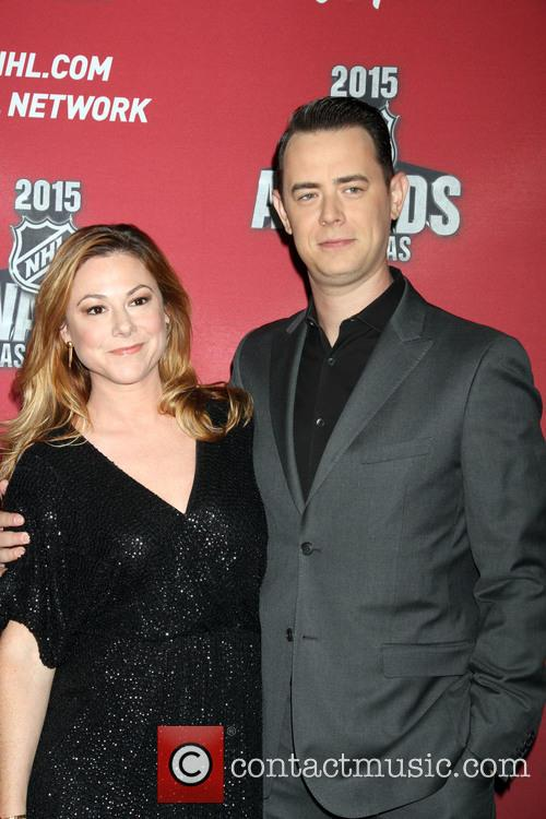Colin Hanks and Samantha Hanks 2