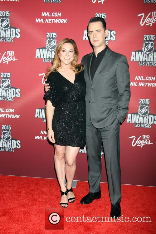 Colin Hanks and Samantha Hanks 3