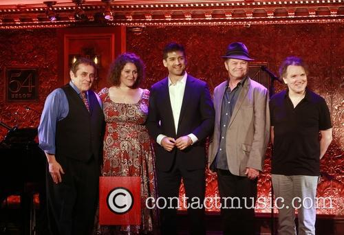 Michael Mccormick, Lucia Spina, Tony Yazbeck, Micky Dolenz and Charles Busch 4